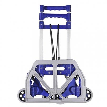 Six Wheels Stair Climbing Folding Hand Trolleys
