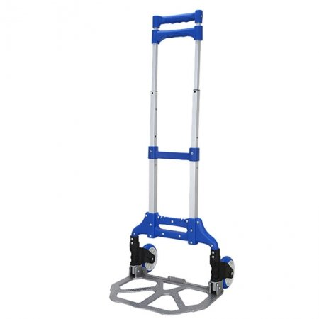 Aluminum Hand Truck Folding Trolley Luggage