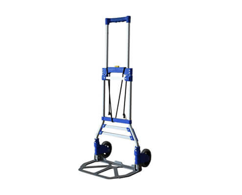 2 Wheel Aluminum Folding Hand Trolley