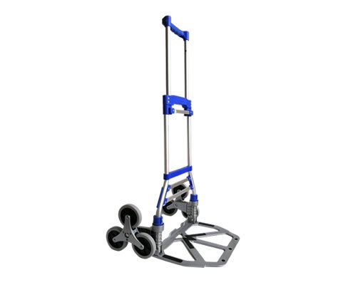 Wheeled Stair Climbing Folding Hand Trolley