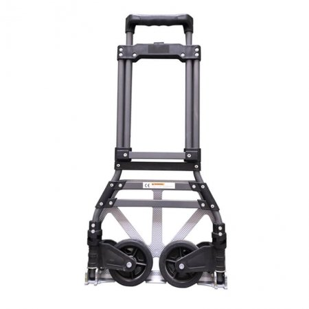Steel Lightweight Foldable Luggage Trolley Iron Trolley