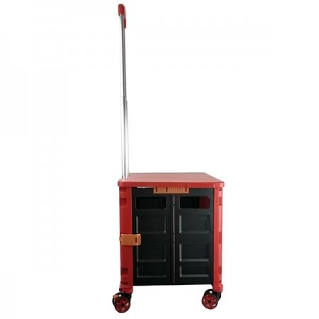 Luxury Foldable Boot Cart With Four universal wheels