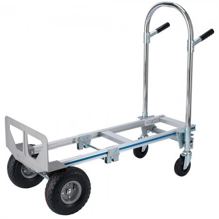 2 in 1 Aluminum Hand Truck Dolly