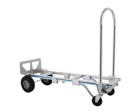 2 in 1 Heavy Duty Convertible Folding Hand Truck